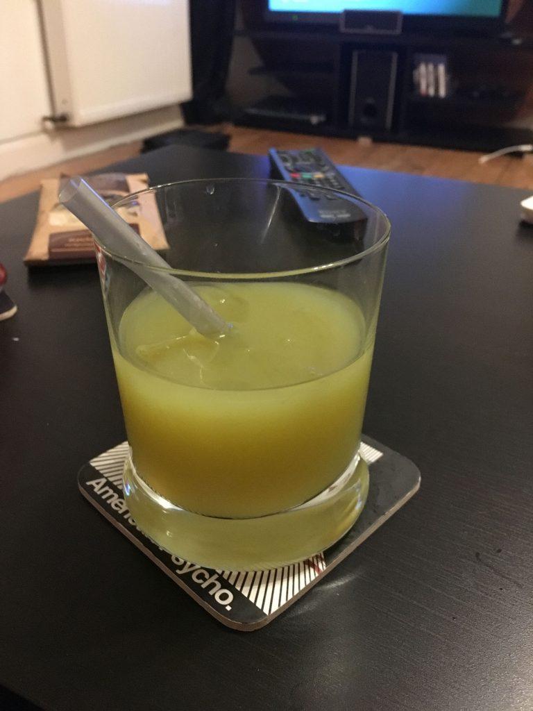 Chartreuse Sour